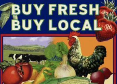 Buy Fresh, Buy Local poster